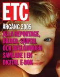 Cover for ETC år 2005