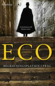 Cover for Begravningsplatsen i Prag