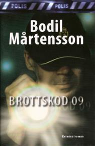 Cover for Brottskod 09