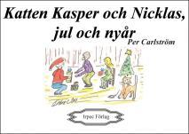 Cover for Katten Kasper och Nicklas, jul och nyår