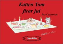 Cover for Katten Tom firar jul