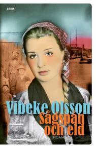 Cover for Sågspån och eld