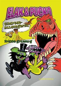 Cover for Elak & Pucko : Tidsresekalsongerna