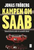 Cover for Kampen om Saab