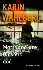 Cover for Matthandlare Olssons död