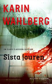Cover for Sista jouren