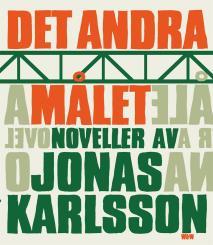 Cover for Det andra målet : noveller