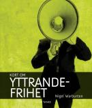 Cover for Kort om yttrandefrihet