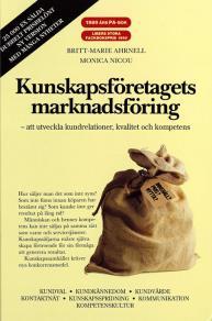 Cover for Kunskapsföretagets marknadsföring