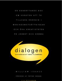 Omslagsbild för Dialogen - och konsten att tänka tillsammans