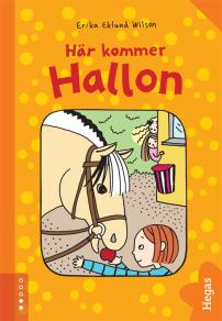 Cover for Här kommer Hallon