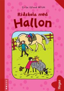 Cover for Ridskola med Hallon