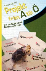 Cover for Projekt från A till Ö
