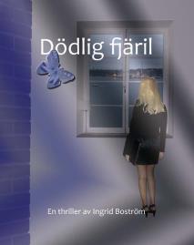 Cover for Dödlig fjäril