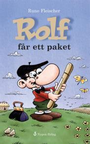 Omslagsbild för Rolf får ett paket