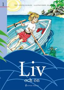 Cover for Liv och ön