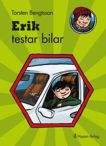 Cover for Erik testar bilar