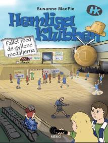 Cover for Fallet med de gyllene medaljerna