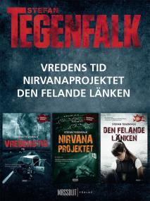 Cover for Vredens tid, Nirvanaprojektet, Den felande länken