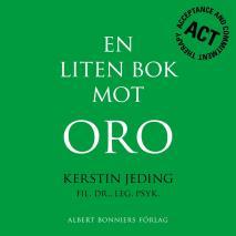 Cover for En liten bok mot oro