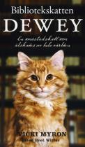 Omslagsbild för Bibliotekskatten Dewey : En småstadskatt som älskades av hela världen