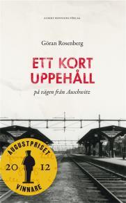 Cover for Ett kort uppehåll på vägen från Auschwitz