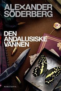 Cover for Den andalusiske vännen