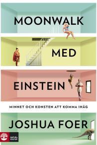 Cover for Moonwalk med Einstein