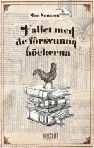Omslagsbild för Fallet med de försvunna böckerna