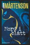 Cover for Mord i blått