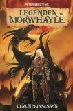 Omslagsbild för Legenden om Morwhayle : Demonprinsessan