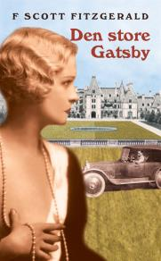 Cover for Den store Gatsby