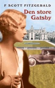 Omslagsbild för Den store Gatsby