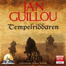 Cover for Tempelriddaren