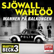 Cover for Mannen på balkongen