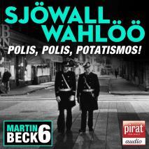 Omslagsbild för Polis, polis potatismos