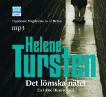 Cover for Det lömska nätet