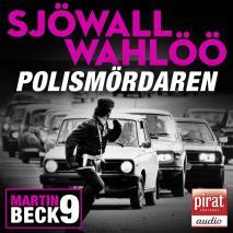 Cover for Polismördaren