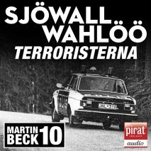 Cover for Terroristerna