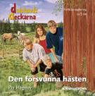 Bokomslag för Dalslandsdeckarna 2 - Den försvunna hästen