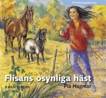 Omslagsbild för Flisan 1 - Flisans osynliga häst