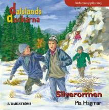 Omslagsbild för Dalslandsdeckarna 5 - Silverormen