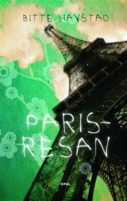 Cover for Parisresan