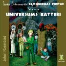 Cover for Demonernas portar 4 - Universums batteri