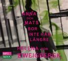 Bokomslag för Anna och Mats bor inte här längre