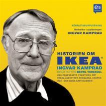 Cover for Historien om IKEA