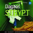Bokomslag för Diagnos: strypt
