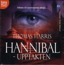 Cover for Hannibal : upptakten
