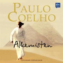 Cover for Alkemisten