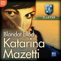 Cover for Blandat blod - Släkten del 1